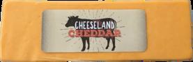Queijo Cheddar Barra - Cheeseland