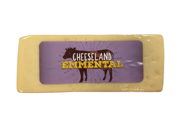 FROMAGE EMMENTAL BAR - CHEESELAND