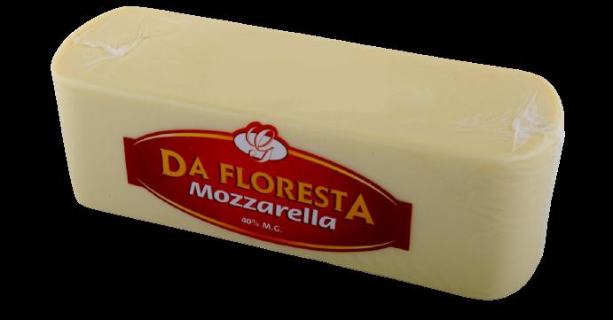 QUEIJO MOZZARELLA BARRA - DA FLORESTA