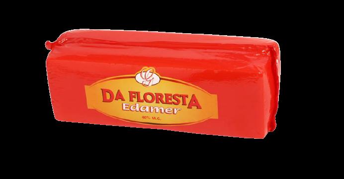 QUEIJO EDAM BARRA - DA FLORESTA